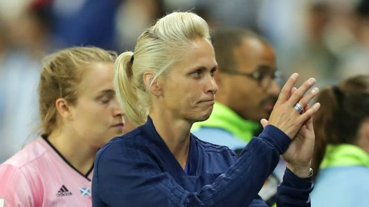 Women's World Cup 2019: Scotland 'devastated' by late collapse, Shelley Kerr says