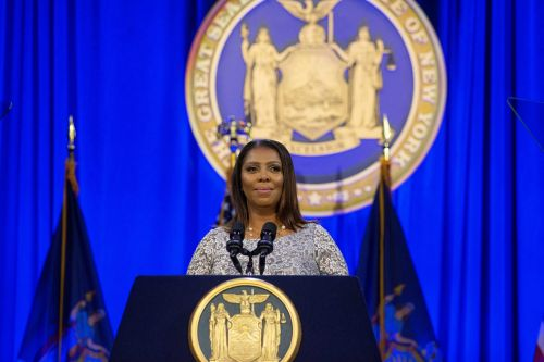 Breaking up Facebook is 'on the table,' says Letitia James, the New York attorney general leading the antitrust case against it