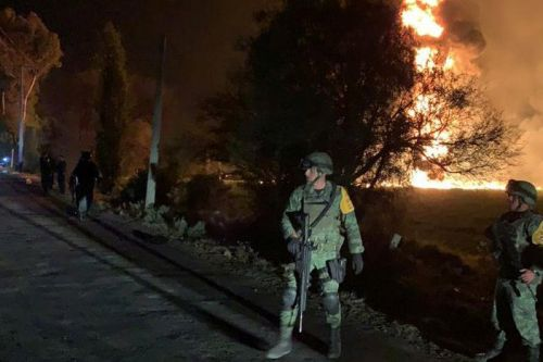 20 dead, dozens injured after pipeline explosion in Mexico