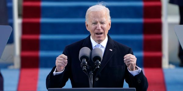 READ: The full text of President Biden's inaugural address