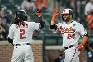 Orioles beat Twins, 6-3, to secure series victory and back-to-back wins for the first time in a month