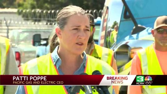 PG&E plans a 10-year effort to put power lines underground to reduce fire risk