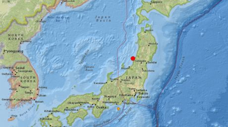 Japan issues tsunami warning after 6.5-magnitude earthquake off north-east coast