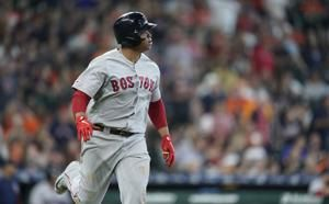 Rafael Devers leads Red Sox to 4-1 win over Astros