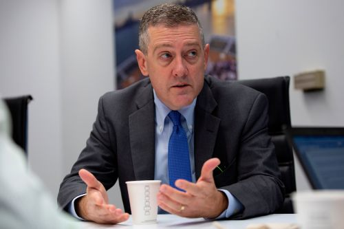 Fed's James Bullard says US manufacturing appears 'in recession'
