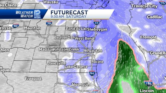 Videocast: From Snow To Sub-Zero Wind Chills