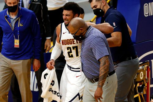 Jamal Murray's frightening injury can have major NBA playoff implications