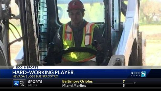 Grueling summer job paying off for soccer star