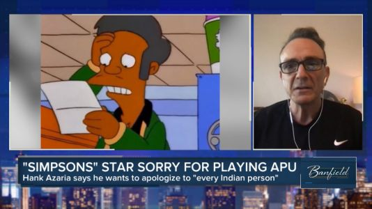Hank Azaria on decision to stop voicing Apu on The Simpsons: 'Let's let people quite literally speak for themselves'