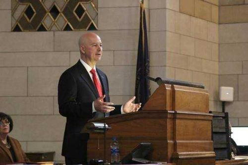 'We all need a smooth transition': Gov. Ricketts to attend Biden's inauguration