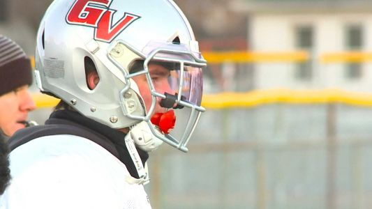 Jensen's journey: Grand View running back overcomes concussion