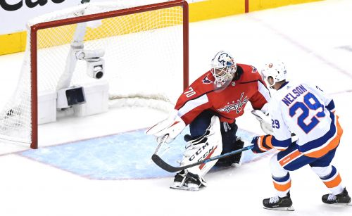 Islanders answer Alex Ovechkin challenge to take 2-0 series lead