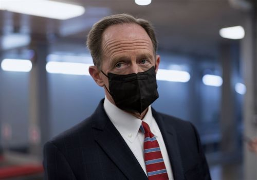 Sen. Pat Toomey is also confused about U.S. Steel's cancelation of its $1.6 billion project. He vowed to find out what happened