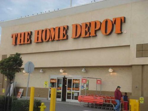 A man stands accused of stealing a person's car at gunpoint at an Upstate Home Depot