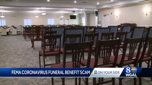 New scam targets FEMA funeral expenses program that is part of American Rescue Plan