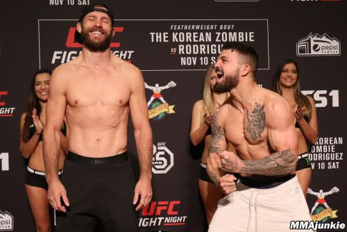 UFC Fight Night 139 results: Mike Trizano outworks Luis Pena for split call