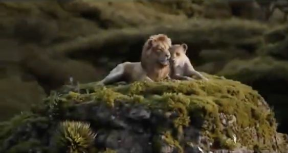 Beyoncé, Donald Glover sing 'Can You Feel the Love Tonight' in new 'Lion King' teaser