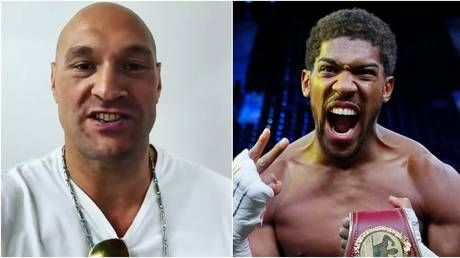 'See you in Saudi': Fury says date confirmed for Joshua showdown in 'biggest sporting event ever to grace planet Earth'
