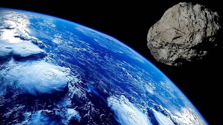 Asteroid EXPLODES over Earth after travelling from beyond Mars