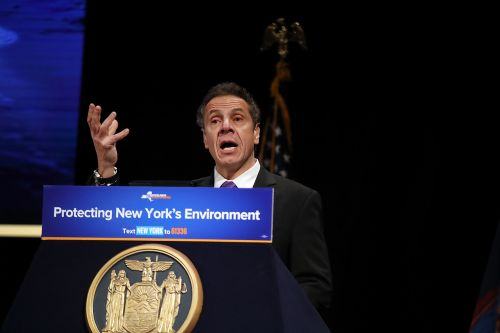 NY Gov. Andrew Cuomo says America 'was never that great'