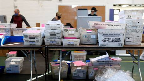 TRUCKLOAD of election fraud? Whistleblower testimony part of claim disputing over a MILLION ballots across US