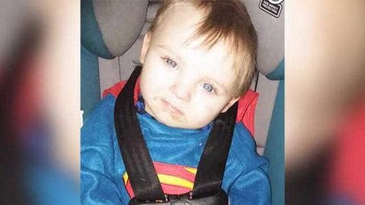 'Turning over every stone': This 2-year-old disappeared from his bed early Monday morning