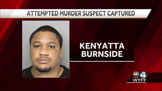 Man accused of shooting at child's mother captured week later, police say