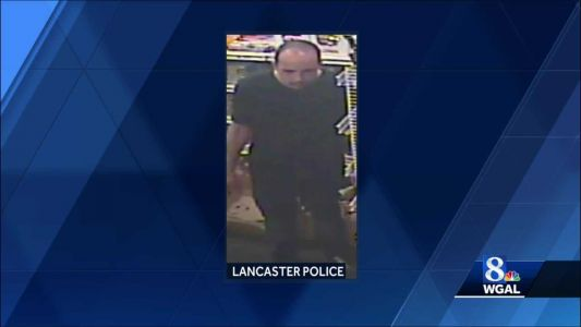 Lancaster police ask for help identifying man wanted for stabbing