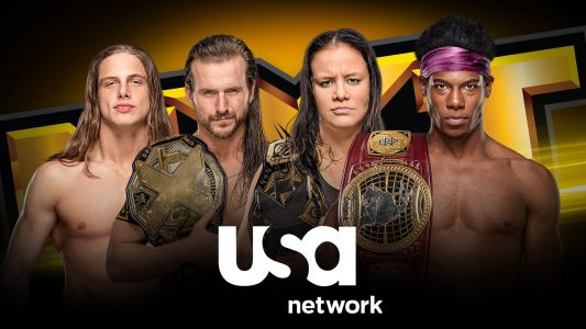 WWE NXT lands Wednesday night slot on USA Network, will go head-to-head with AEW