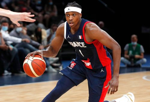 Team USA hoops face tough first test against France