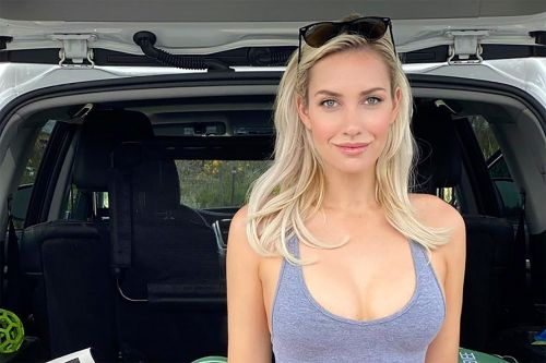 How golf course creeps spy on Paige Spiranac