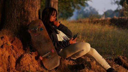 Skateboarding Gives Freedom To Rural Indian Teen In Netflix Film - And In Real Life