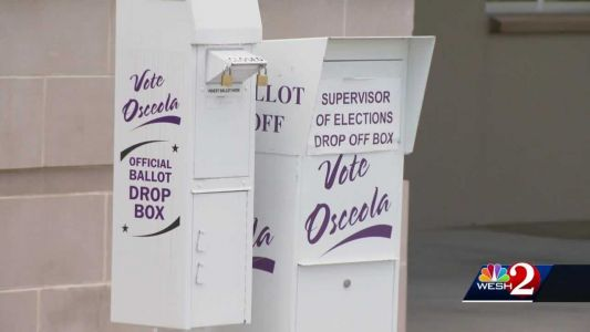 Tens of thousands of mail-in ballots sent out across Florida
