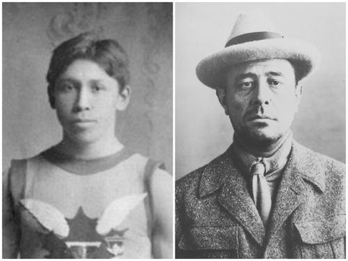 Tom Longboat and the great American con: How a Pawtucket grifter impersonated a Canadian sports legend