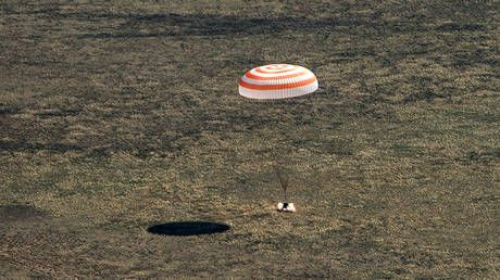 Touchdown! Expedition 64 back on Earth after 6 months on International Space Station