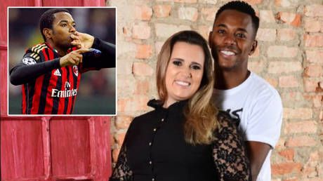 'I know what I did to her': Ex-Brazil star Robinho denies RAPE but admits cheating on wife as minister says he should be jailed