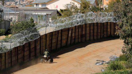 Arizona border patrol SHOOTS Russian citizen 'suspected' of crossing from Mexico into US illegally