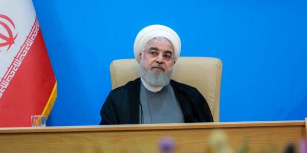 Reports that Iran's president called Trump administration 'afflicted with mental retardation' appear to have been based on a mistranslation