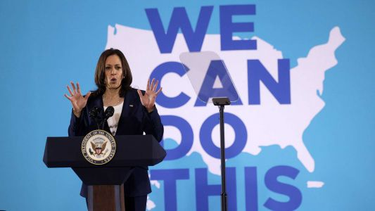 Vice President Harris kicks off COVID-19 vaccination drive in southern states