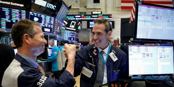 Multiple market forces are aligning in favor of continued stock gains - and they all trace back to record-low bond yields, according to a top Wall Street strategist
