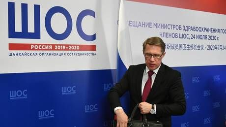 Russian health minister says Western criticism of Covid-19 vaccine is down to commercial competition, as Israel express interest
