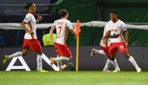 Adams sends Leipzig into CL semis with winner vs Atlético
