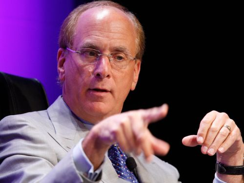 Larry Fink doubles down on urging companies to disclose net-zero plans as BlackRock's own policies come under a microscope