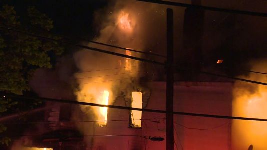 'It's just sad to see this happen to my community:' Suspicious fires break out in Pittsburgh