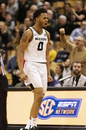 Another big night from Pinson leads Mizzou past Ole Miss