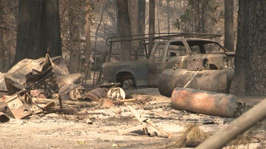 Death toll rises to 16 in Butte County wildfire