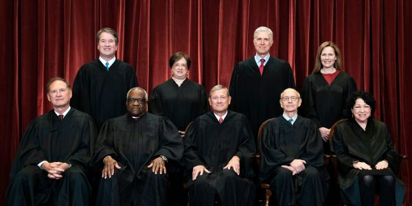 The Supreme Court said it won't hear a case challenging male-only draft registration