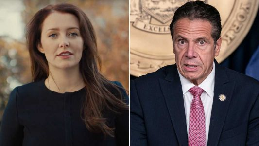 New York Gov. Andrew Cuomo denies former aide's sexual harassment allegations