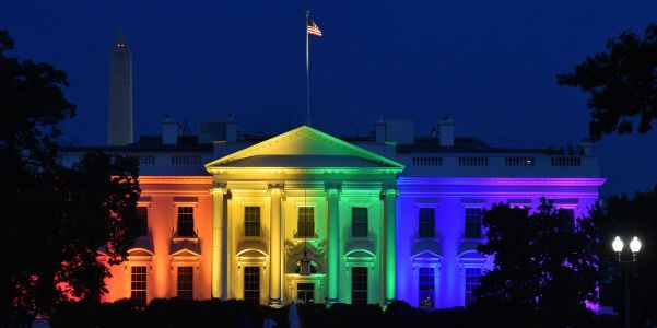 Biden formally recognizes LGBTQ Pride Month, restarting a tradition that Trump abandoned