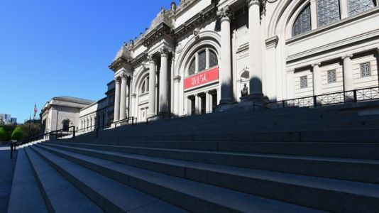 New York's Metropolitan Museum Of Art Will Open Its Doors Again In Late August